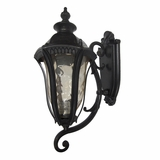 Straford Exterior Light Collection Fantastic Styled 1 Light in Oil Weathered Bronze by Yosemite Home Decor