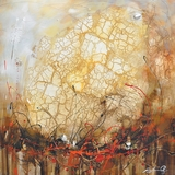 Striking Artwork of Outburst I by Yosemite Home Decor