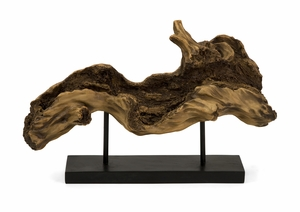 Striking Berne Drift Wood Sculpture