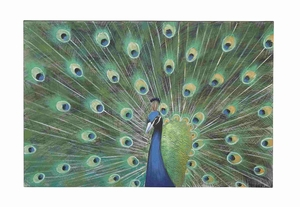 Striking Pageantry Nature?s Canvas Art Brand Benzara