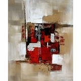 Striking Picture of Seeing Red I by Yosemite Home Decor
