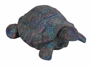 Strong Ceramic Turtle with Feng Shui Power and Earthy Hues Brand Woodland
