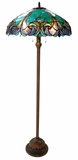 Stunning and Statuesque Victorian Floor Lamp by Chloe Lighting
