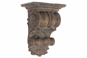 Stunning Brown Fiberstone Lovely Patterned Wall Decor