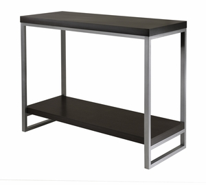 Stylish and Fabulous Jared Console Table by Winsome Woods