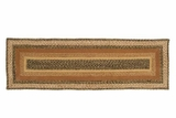 Stylish Kettle Grove Jute Rug/Runner Rect by VHC Brands