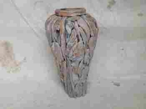 Stylishly Crafted Big Size Diyang Vase with Fabulous Shape Brand Woodland