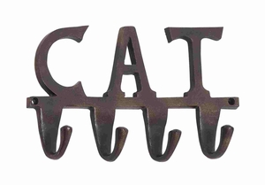 Suceava Classic Cat Wall Hook Creation Brand Benzara
