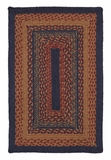 Superb Unique Styled Arlington Jute Rug Rect by VHC Brands
