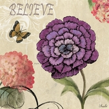 Surprisingly Beautiful Cherished Beliefs I Painting by Yosemite Home Decor