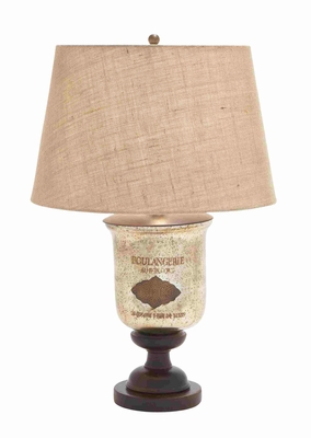Sutton Winsome Alluring Table Lamp Brand Benzara