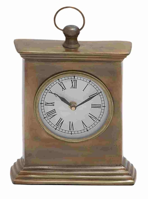 Swindon Spectacular Table Clock Design Brand Benzara