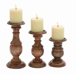 Szeged Candle Holder Brilliantly Designed Remarkable Set Brand Benzara