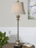Table Lamp - Antique Street Lamp Style Table Top Lamp Brand Uttermost