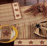 Tabletop and Placemats