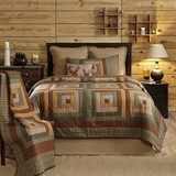 Tallmadge Twin Quilt 86x68 - 23264 by VHC Brands