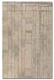 Tangier 5' Medium Shag Rug with Dark Chocolate Low Cut Details Brand Uttermost
