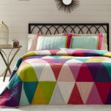 Taylor Queen Set; 1-Quilt 90x90 w/2 Shams 21x27