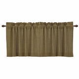 Tea Cabin Green Plaid Tier Set of 2 L24xW36 - 27087 by VHC Brands