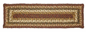 Tea Cabin Rectangle Braided Stair Treads Brand VHC