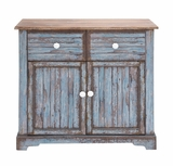 The Aged but Beautiful Wood Cabinet by Woodland Import