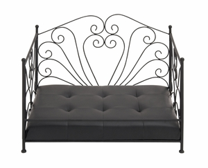 The Amazing Metal Vinyl Pet Bed by Woodland Import