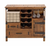 The Amazing Wood Wine Chest by Woodland Import