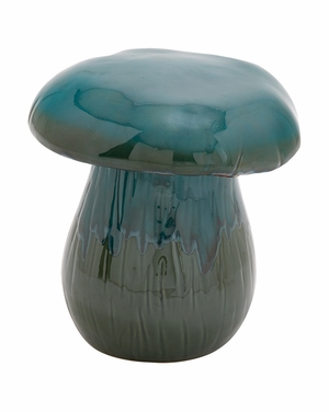The Cool Ceramic Mushroom Stool by Woodland Import