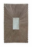 The Deep Metal Wall Decor by Woodland Import