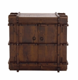 The Grand Wood Cabinet by Woodland Import