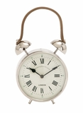 The Jolly Metal Table Clock by Woodland Import