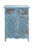 The Rural Wood Cabinet by Woodland Import
