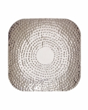 The Shield Stainless Steel Wall Platter by Woodland Import