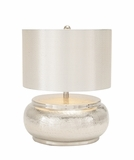 The Shining Aluminum Table Lamp by Woodland Import