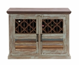 The Stylish Wood Wine Cabinet by Woodland Import