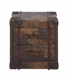 The Traditional Wood Chest by Woodland Import