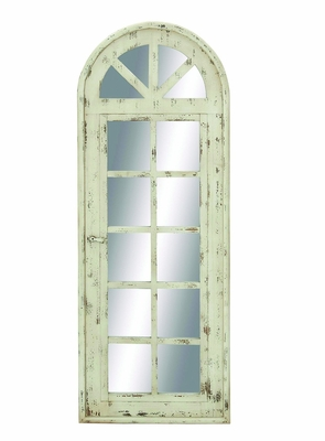 Tianci (Genius) Metal Glass Candle Holder by Woodland Import