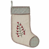 Tidings Stocking 11x15
