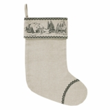 Timberland Christmas Stocking 11x15