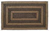 Timeless and Unique Farmhouse Jute Rug Oval by VHC Brands