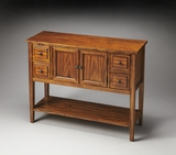 Timeless Hennepin Cinnamon Sideboard by Butler Specialty