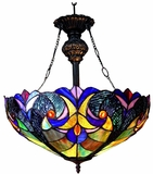 Timeless Victorian Pendant Lamp by Chloe Lighting