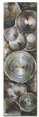 Tin Can Alley Canvas Art with Raised 3D Effect Brand Uttermost