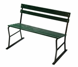 Traditional Looking Garden Style Bench by Alogma
