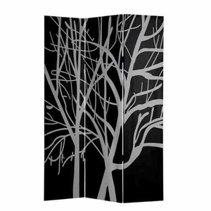 Tranquility Screen, 3 Panel Canvas, 48 Inch L x 72 Inch H Brand Screen Gems