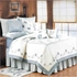 Treasures By Sea Blue Coastal Nautical Quilt Queen  Bedding Ensembles Brand C&F