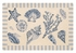 Treasuresby Sea Taupe Coastal Nautical Quilt Queen  Bedding Ensembles Brand C&F