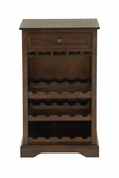 Trendy and Classic Wooden Wine Cabinet by UMA