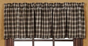 "Truman Valance Lined 16X72"" Brand VHC"