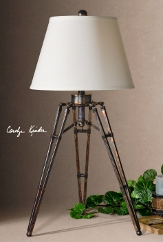 Tustin Buffet Lamp A Great Possession For Light Decor Enthusiasts Brand Uttermost
